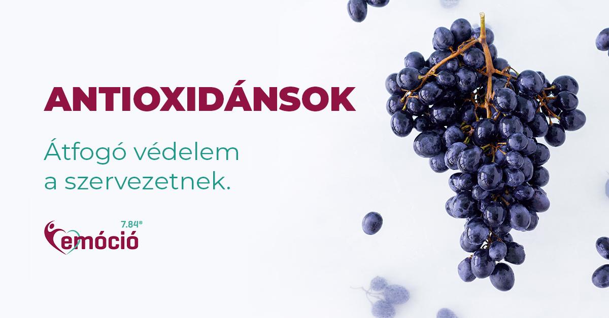 antioxidáns